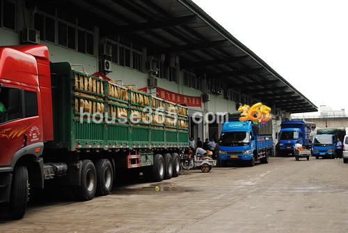 芜湖果品冻品水产海鲜批发市场