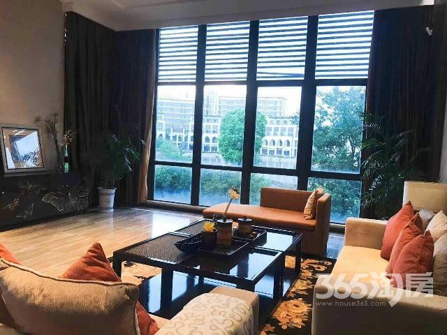 轩天代理太湖庄园别墅双拼叠加一线环岛湖景不限购新房