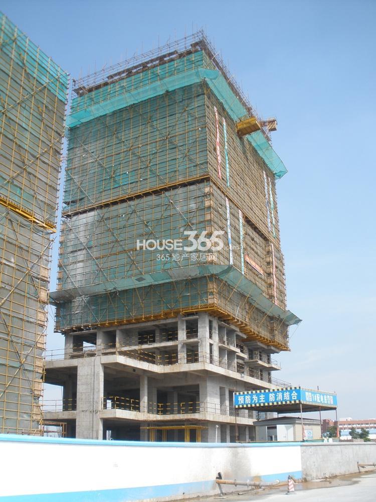 东方万汇城在建公寓楼栋(10.25)