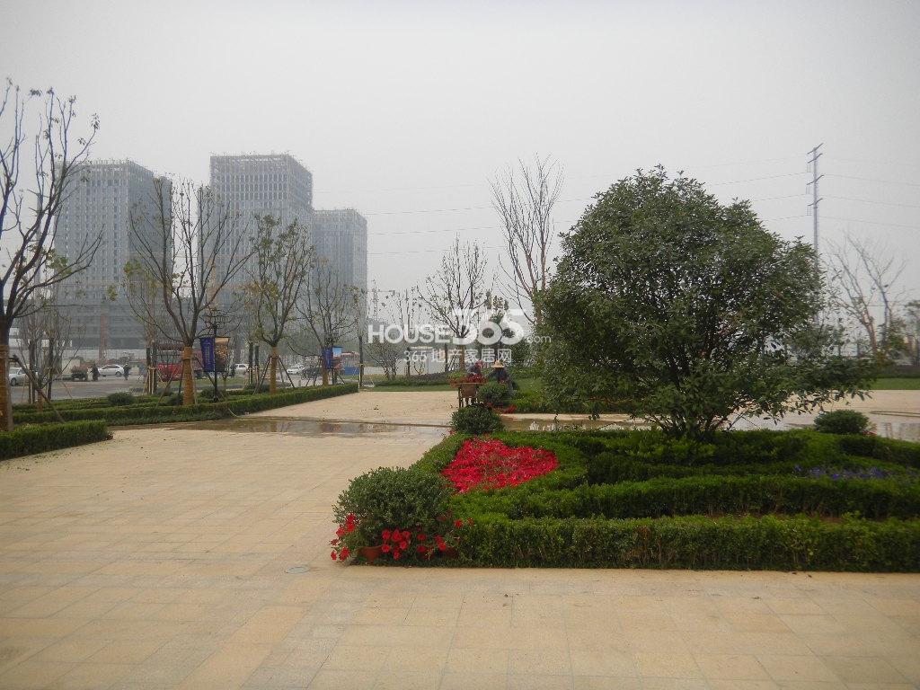 翠屏九溪诚园示范区正在完善(11.4)