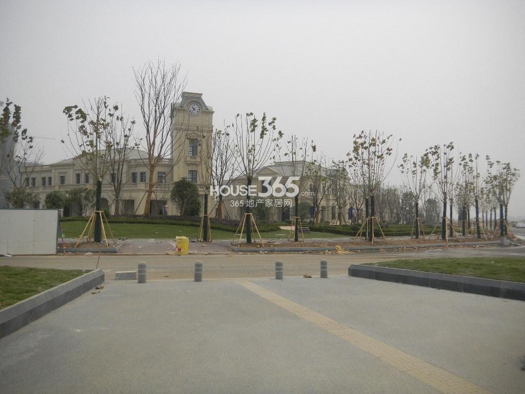 翠屏九溪诚园远景(11.4)