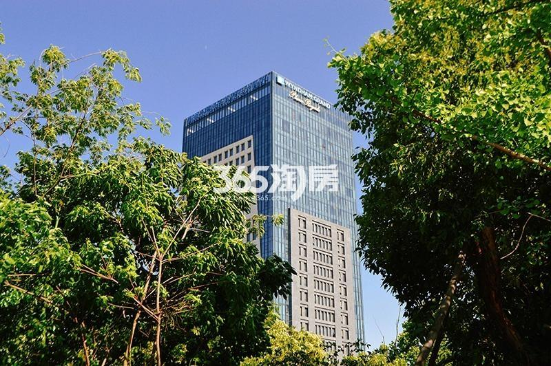 滁州吾悦广场实景图