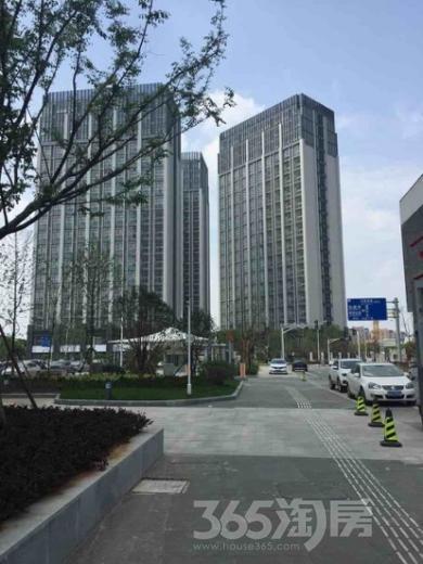 弘阳时代中心2室1厅1卫53平4.8米挑高产权房可注册公司
