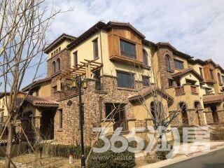 鸿坤・罗纳河谷6室4厅4卫300平米2016年产权房毛坯