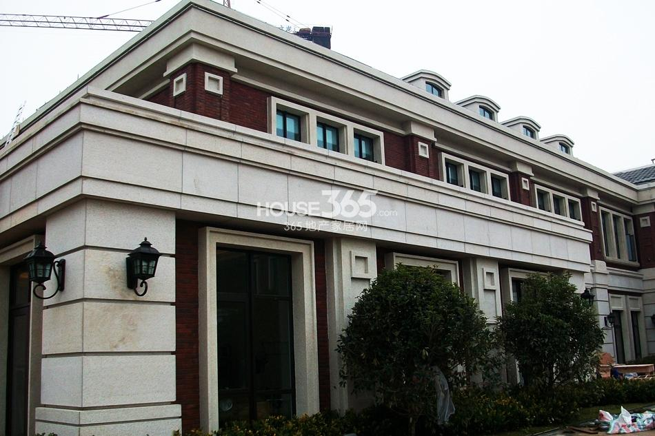 银亿东城售楼处实景图(1.11)