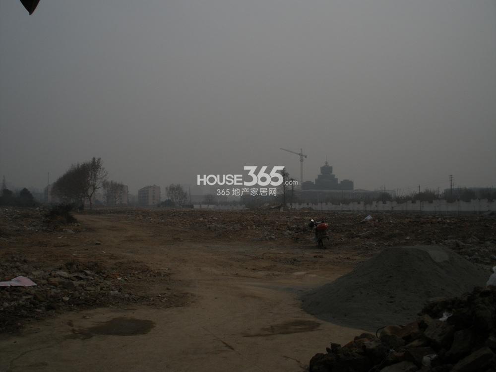 北京金隅河西G75地块实景图(2.25)
