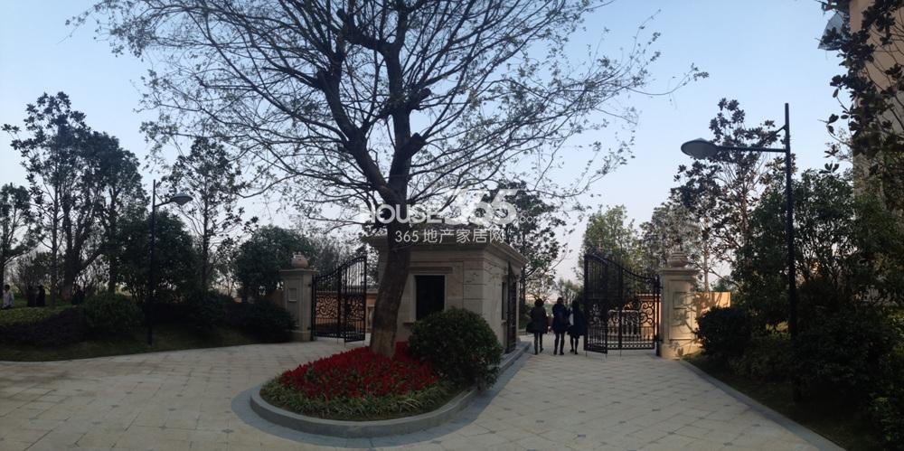 雅居乐滨江国际景观区实景图(2.25)