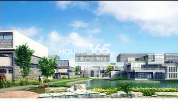 EOD总部港鸟瞰图