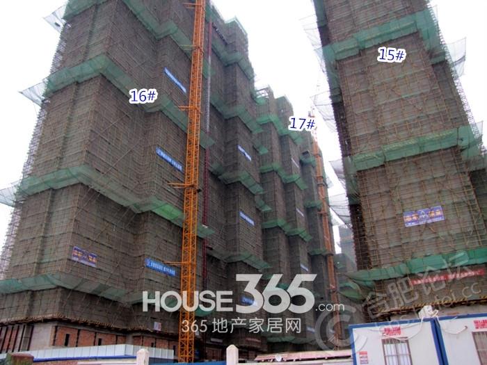 融科城工程进度(2014.3.2)