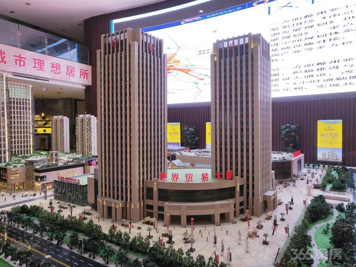 滁州世贸大厦1室1厅1卫64平米整租毛坯