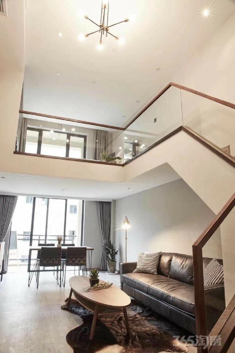 滨江公寓2室1厅1卫42平米2012年产权房精装