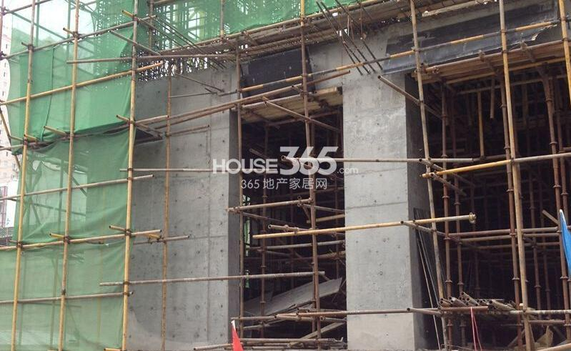 朱雀云天1#、3#、5#楼施工进度(2014.3.20)