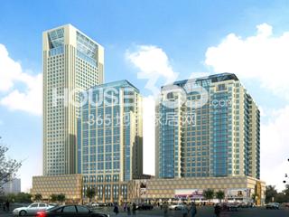 国展商业广场效果图