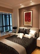 江北新区 双地铁口 豪华装修公寓 一成首付 送全智能语音管家
