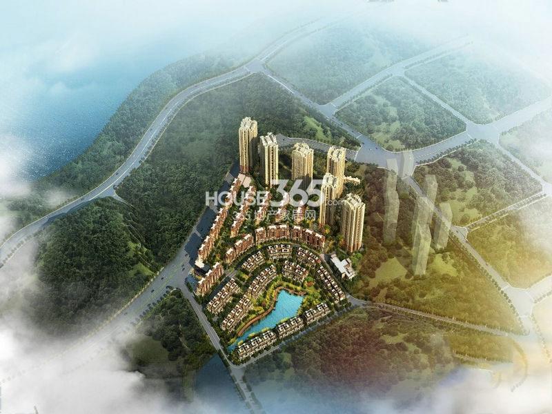 珠江城效果图