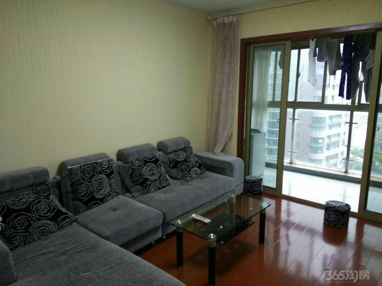 常发豪庭国际2室2厅1卫90平米整租精装