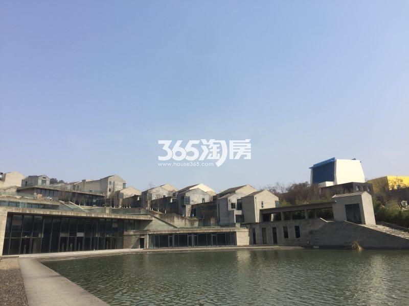 融创南京桃花源实景图