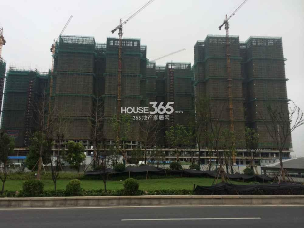 东方万汇城在建公寓房源实景图(9.24)