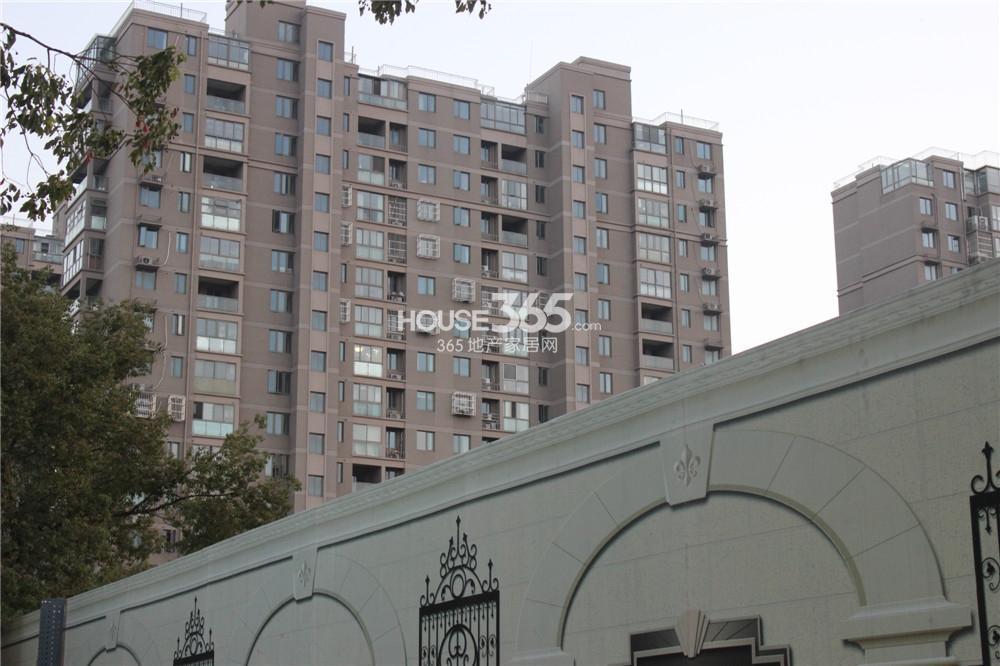 中电颐和府邸墅区地块紧邻怡和家园四期楼栋(10.27)
