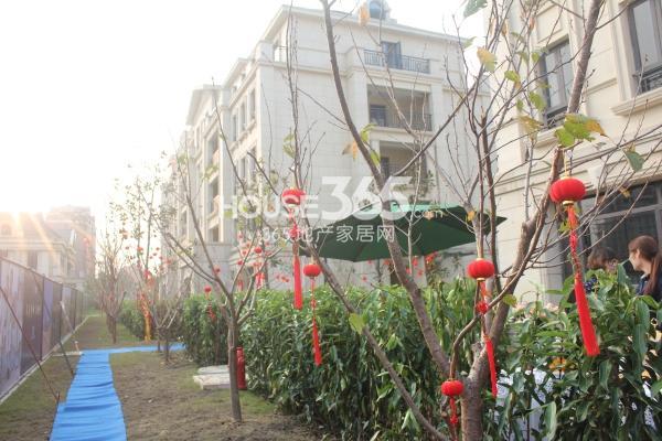 中吴红玺御园实景图