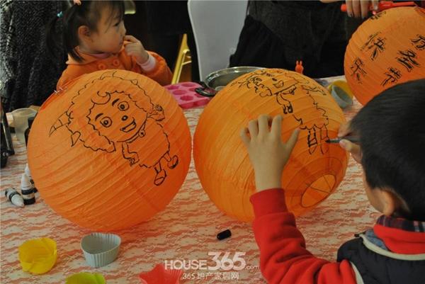 万科海上传奇万圣节创意DIY活动开启