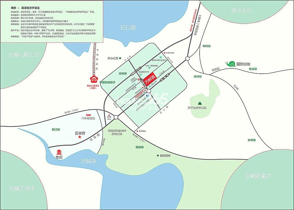 万悦城交通图