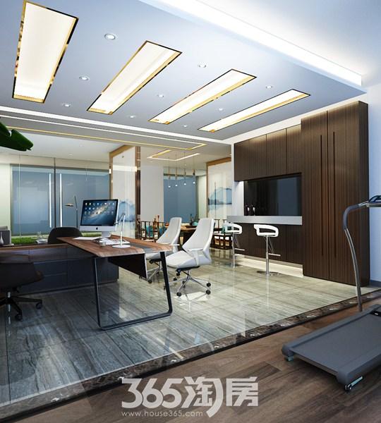 云谷科技园|办公楼室内效果图