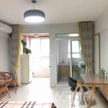 绿地世纪城1室1厅1卫46平米整租精装