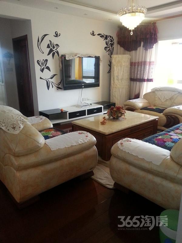香树湾福园3室2厅1卫120�O整租豪华装