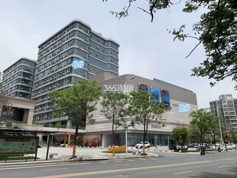 宝隆时代广场2、6号楼实景图(5.7)