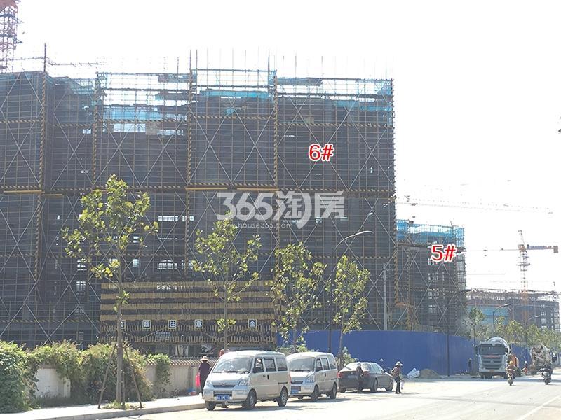 中国铁建西湖国际城高层6、5号楼施工图(2017.10)