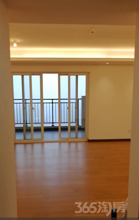 满屏江景双学区海上传奇134平米开发商豪装