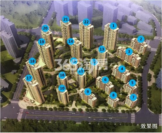 上实海上海(二期)鸟瞰图