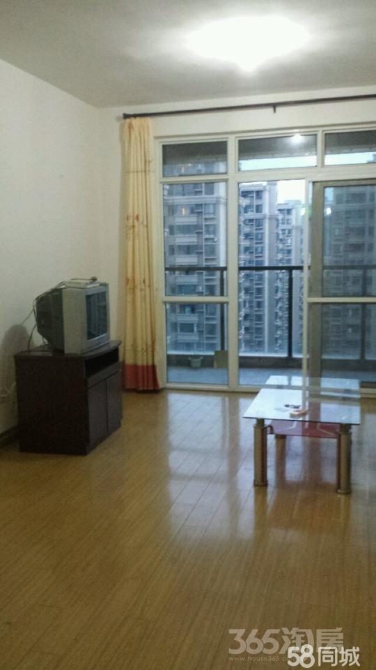 国际丽晶城2室2厅1卫88平米整租中装