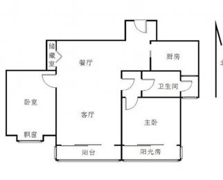 仙林南外陪读 东方天郡 精装自住两房 拎包入住 看房随时
