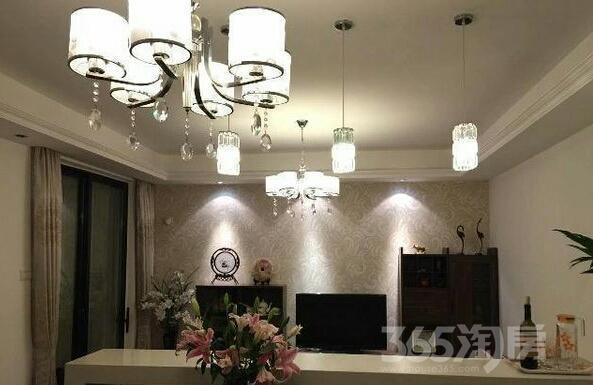奥体新城青桐园2室2厅1卫90平米整租豪华装