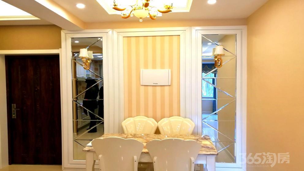 唐轩公馆2室1厅1卫70平米整租豪华装