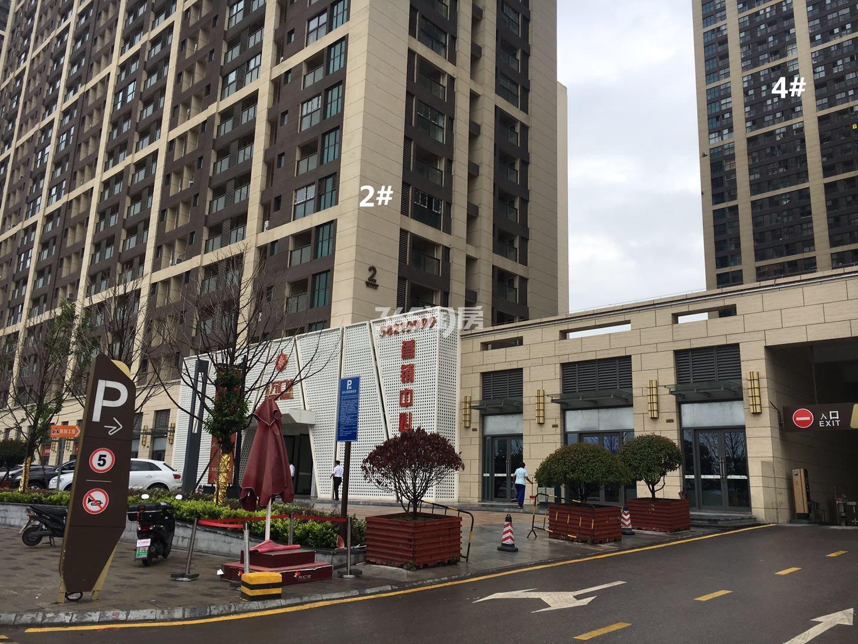 东方万汇城南区售楼处实景图(6.19)