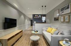 【美家主推】小房子也有大风景,毛坯房给您更多的自由装修空间