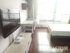 阅江广场 精装公寓式住宅 民用水电 拎包入住 看房方便 华