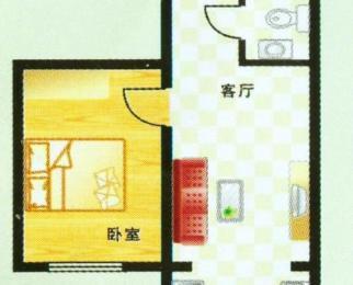 45中 淮三重点学区房 安北小区 一室一厅 83万出售