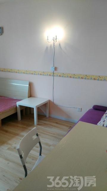 新推天泽苑1室1卫25平米酒店式公寓精装