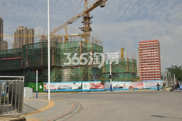 蚌埠国购广场 国购明珠施工图 201711