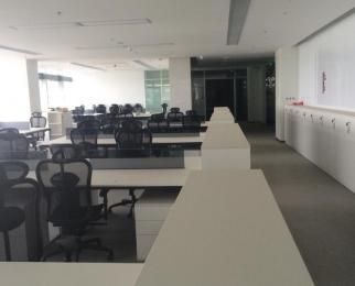新城总部大厦 精装修 低调的奢华 全套办公家具 地铁口 隧