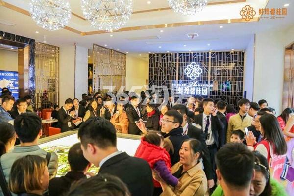 蚌埠碧桂园 营销中心 201712