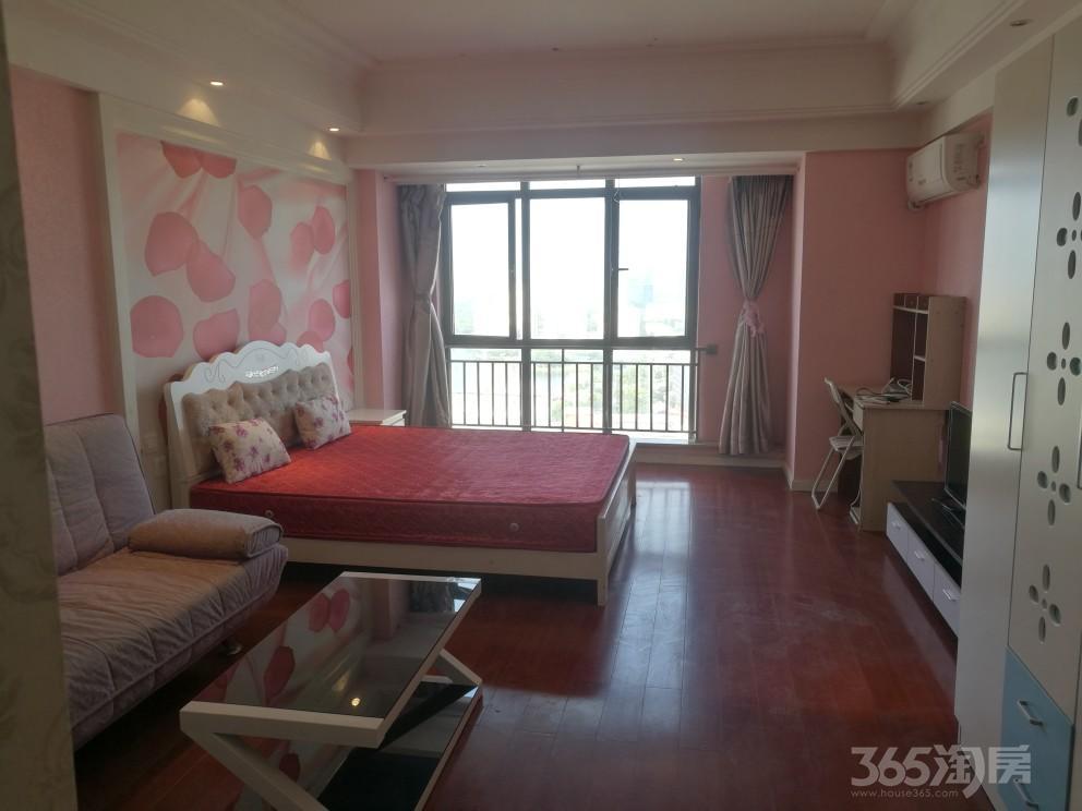万达广场单身公寓1室0...