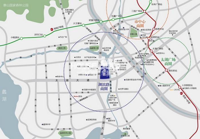 栖霞栖庭交通图