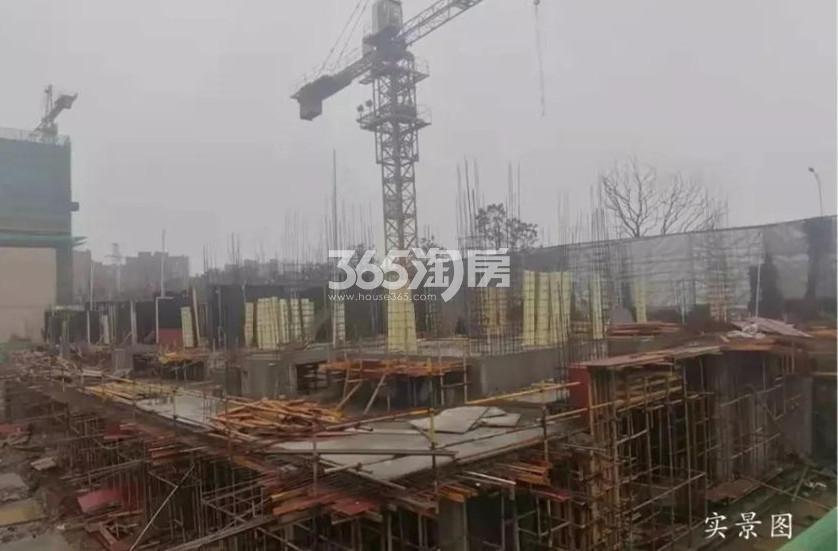 颐和九里2号楼实景图(12.31)