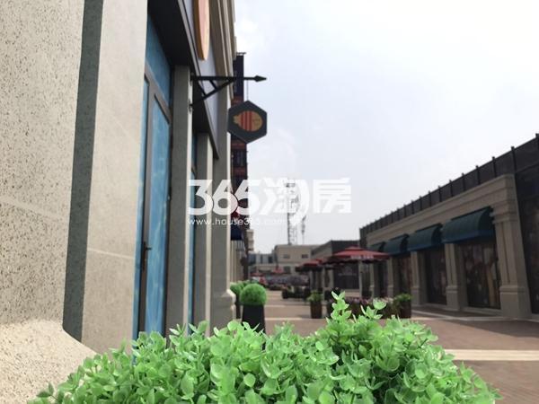 华邦观筑里实景(2017.9.30)