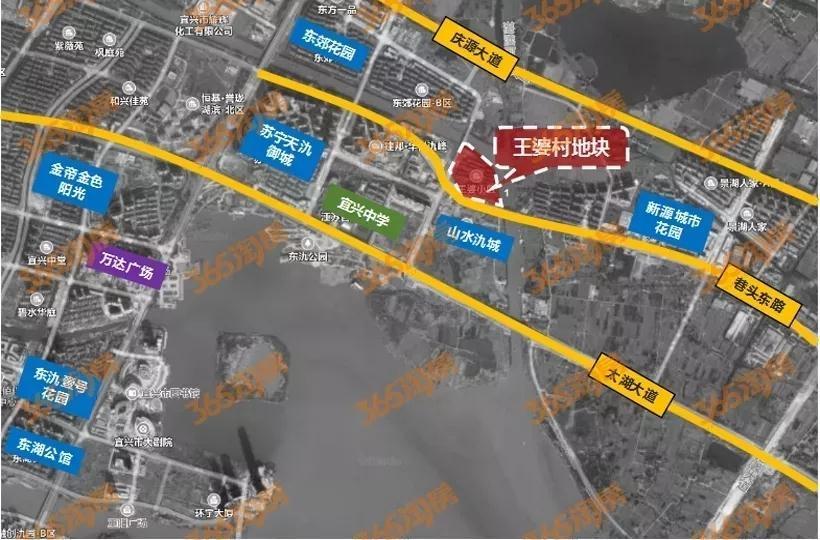 金科氿里交通图